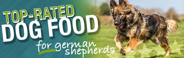 Best German Shepherd Dog Food