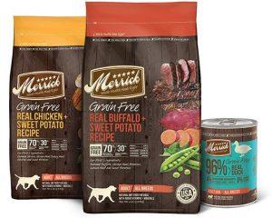 Merrick Dog Food Reviews | Merrick Formulas | Dogfood.guru