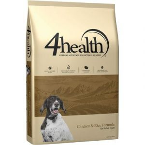 4Health Dog Food | 4health Chicken and Rice Formula | Dogfood.guru
