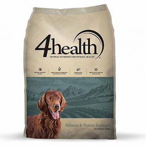 4Health Dog Food | 4Health Salmon and Potato Formula | Dogfood.guru