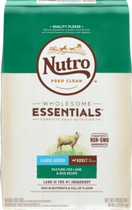 What Is The Best Dog Food for a Great Dane? | Nutro Large Breed | Dogfood.guru