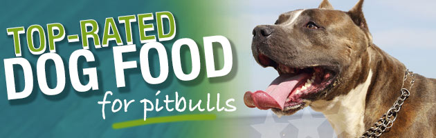 Best Dog Food For Pitbulls Buyer S Guide For Puppy Adult Amp Senior Dogs