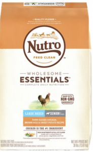 What Is The Best Dog Food for a Doberman Pinscher? | Nutro Wholesome Essentials | Dogfood.guru