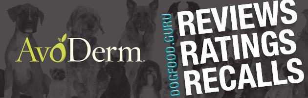 AvoDerm Dog Food Reviews, Ratings & Recalls
