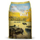 Taste of the Wild High Prairie Dog Food