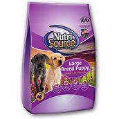 NutriSource Large Breed Puppy Food