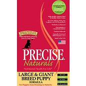 Precise Naturals Large & Giant Breed Puppy Food