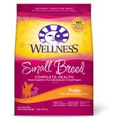 Wellness Small Breed Complete Health Puppy Food