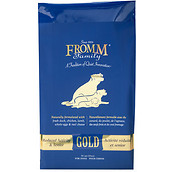 Fromm Gold Holistic Senior Dog Food