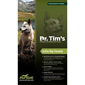Dr. Tim's Pursuit Active Dog Food