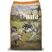 What is the Best Dog Food for a German Shepherd? | Taste of the Wild Puppy Food | Dogfood.guru
