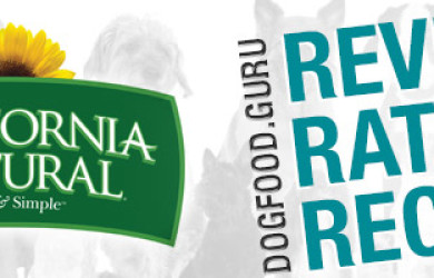 California Natural Dog Food Reviews, Ratings & Recalls