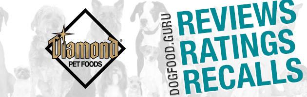 Diamond Dog Food Reviews, Ratings & Recalls
