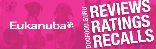 Eukanuba Dog Food Reviews, Ratings & Recalls