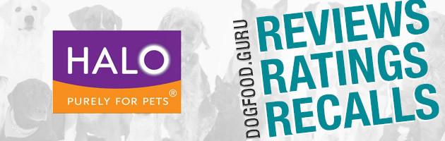 Halo Dog Food Reviews, Ratings & Recalls