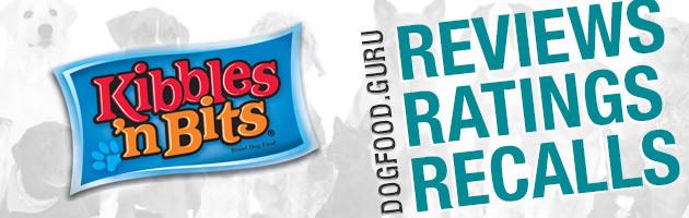 Kibbles N Bits Dog Food Reviews, Ratings & Recalls