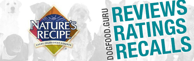 Nature's Recipe Choice Dog Food Reviews, Ratings & Recalls