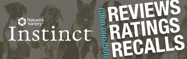 Nature's Variety Dog Food Reviews, Ratings & Recalls