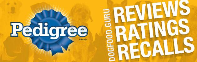 Pedigree Dog Food Reviews Coupons And Recalls 2016