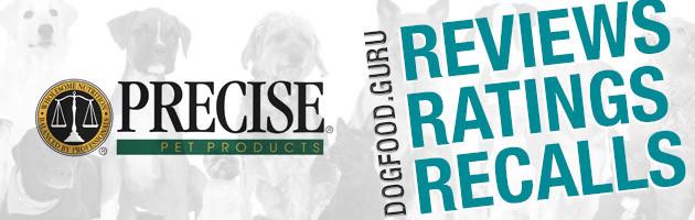 Precise Dog Food Reviews, Ratings & Recalls