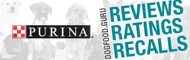 Purina Dog Food Reviews, Ratings & Recalls