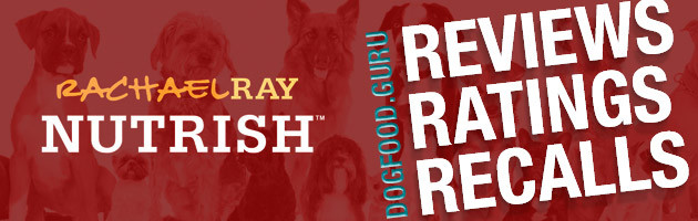 Rachael Ray Nutrish Dog Food Reviews, Ratings & Recalls