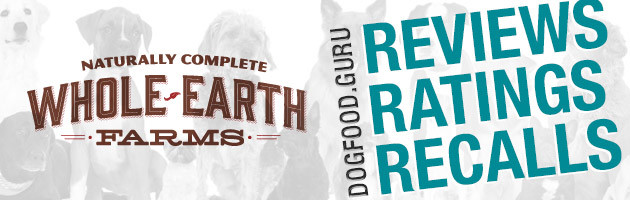 Whole Earth Farms Dog Food Reviews, Ratings & Recalls