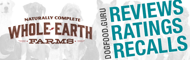Whole Earth Farms Dog Food Reviews, Coupons and Recalls 2016