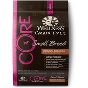 Wellness CORE Grain-Free Small Breed Dry Dog Food