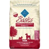 Blue Buffalo Basics Limited Ingredient Dry Dog Food