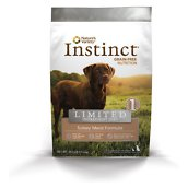 Nature's Variety Instinct Limited Ingredient Diet Dry Dog Food