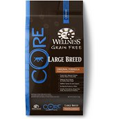 What Is The Best Dog Food for a Golden Retriever? | Wellness Core Large Breed | Dogfood.guru