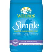 Wellness Simple Grain-Free LID Dry Dog Food