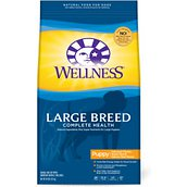 What Is The Best Dog Food for a Golden Retriever? | Wellness Large Breed | Dogfood.guru