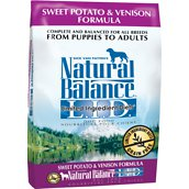What Is The Best Dog Food for a Pitbull? | Natural Balance Limited Ingredient Diet Dry Dog Food | Dogfood.guru