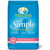 Wellness Simple Limited Ingredient Grain-Free Dry Dog Food