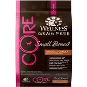 What Is The Best Dog Food for a Miniature Schnauzer? | Wellness Core Grain-Free Small Breed Dry Dog Food | Dogfood.guru
