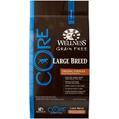Wellness CORE Grain Free Large Breed Formula Dry Dog Food