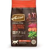 Merrick Grain Free Real Texas Beef & Sweet Potato Dry Dog Food