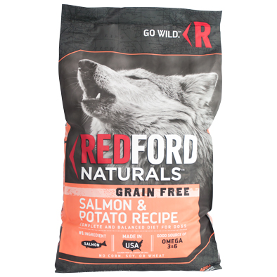 Who Makes Redford Naturals Dog Food