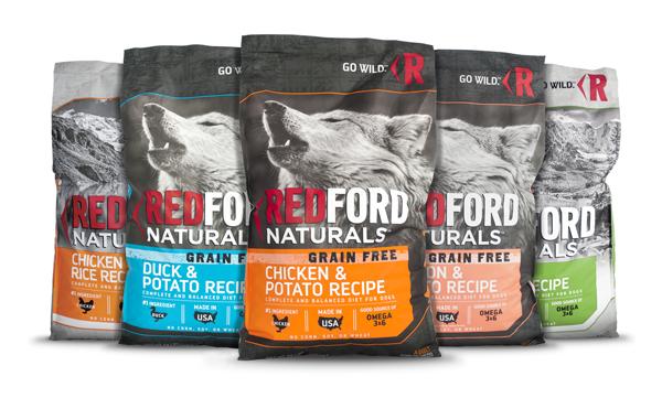 Redford Naturals Dog Food Guru