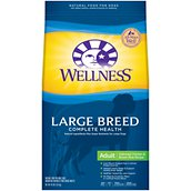 Wellness Large Breed Complete Health Adult Deboned Chicken & Brown Rice Recipe