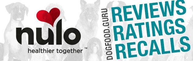 Nulo Dog Food Reviews, Ratings & Recalls