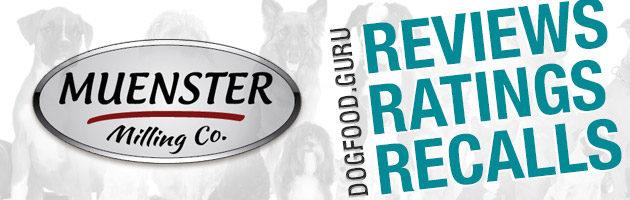 Muenster Dog Food Reviews, Ratings & Recalls