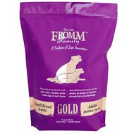 Best Dog Food For Boston Terriers | Fromm Small Breed Adult Dog Food | Dogfood.guru