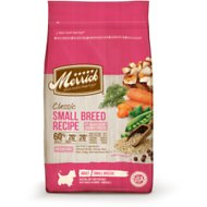 Best Dog Food For Boston Terriers | Merrick Grain Free Small Breed Adult | Dogfood.guru