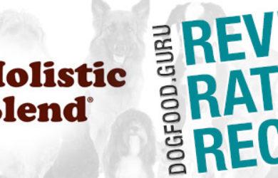 Holistic Blend Dog Food Reviews