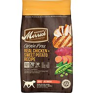 The Ultimate Airedale Food Buyer's Guide | Merrick Chicken | Dogfood.guru