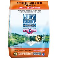 best dog food natural balance
