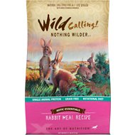 best dog food wild calling